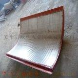安平欧华专业生产不锈钢弧形筛楔形丝弧形筛