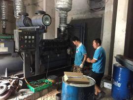 东莞发电机消音降噪工程 噪音治理 消音降噪改造工程
