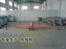 赤峰市热熔划线机消防通道划线机效果好吗