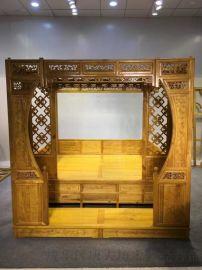 成都仿古明清家具定制 成都家装 成都实木家具厂