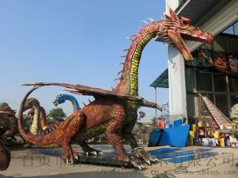 机械电动仿真恐龙模型定制