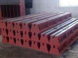 八方量仪的地轨地槽铁的使用优点