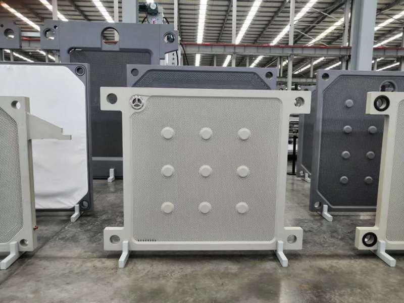 【景津】 1500型壓濾機隔膜濾板 、隔膜橡膠板