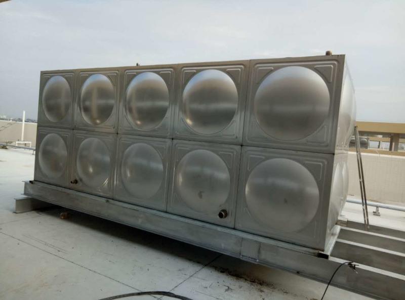 承压水箱整体玻璃钢水箱生活水箱是什么