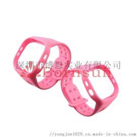 厂家定制智能穿戴硅胶表带腕带手环