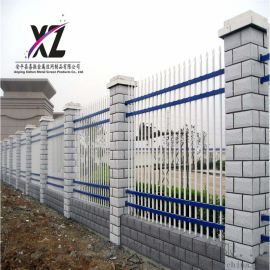 锌钢护栏@铁管围墙护栏@庭院锌钢围墙栏