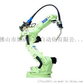 供应otc六轴高精度机械手光纤传输激光焊接机