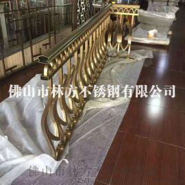 不锈钢阳台栏杆楼梯配件 家用不锈钢楼梯立柱加工