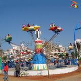 定制6臂自控飞机公园游乐园设备