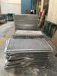 室内鱼鳞孔铝网板吊顶生产商
