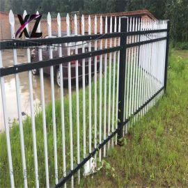 柱子围墙护栏,设计锌钢护栏大门,院子围墙栅栏护栏