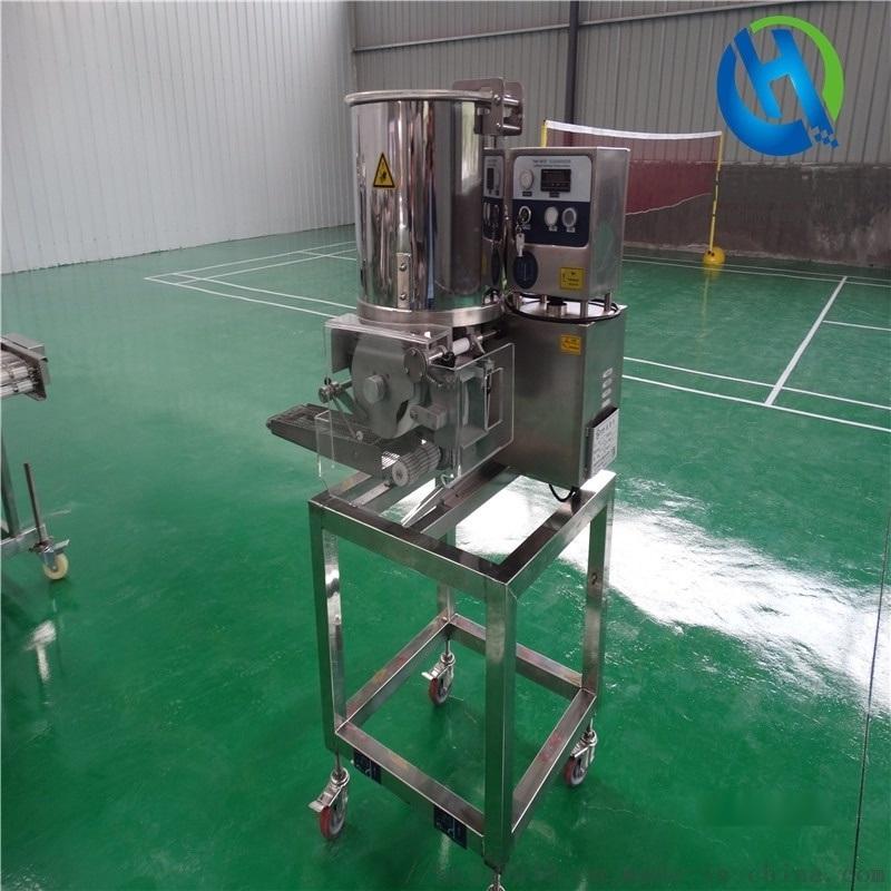 可乐饼成型机  全自动成型机  蔬菜饼成型机