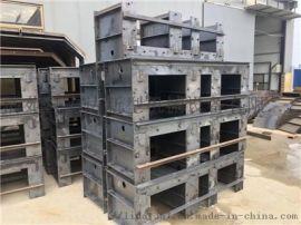 蒙华铁路电缆槽钢模具性能特点