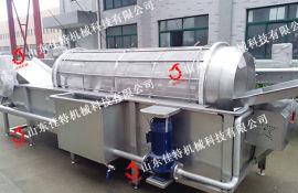 叶类蔬菜加工生产线效率高,江苏多功能净菜加工设备