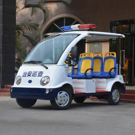 五座电动巡逻车 街道巡查专用电瓶车