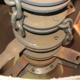 聚丙乙烯板粉碎機 有機肥鏈板豬糞粉碎機 有機肥生產線鏈板粉碎機
