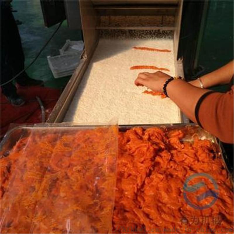 肉片裹面糊机 鸡肉条裹浆机 有为牌鸡米花上糠机