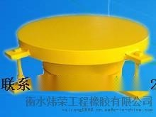 供应衡水炜荣桥梁支座的作用 炜荣橡胶厂桥梁板式 盆式支座的规格型号及其销售报价