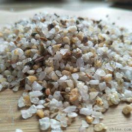 石英砂厂**石英砂滤料喷砂石英砂地坪石英砂滤料