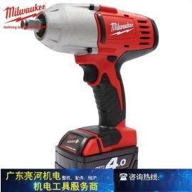 米沃奇Milwaukee HD18 HIW-402C锂电池重型充电式高扭力冲击扳手