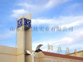 建築時鐘防水防曬單雙四面建築時鐘