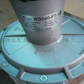 意大利燃烧器GECA集咖减压阀RG050-1B