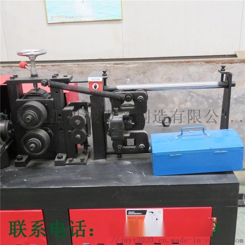 全自动数控钢筋调直机 建筑工地钢筋调直机