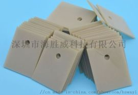 氮化铝陶瓷片 高导热陶瓷