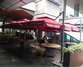 遮阳伞单边伞罗马伞休闲伞太阳伞雨伞