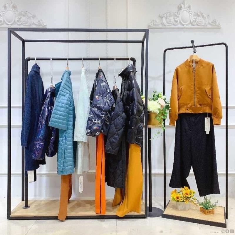 諾曼琦女裝北京唯衆良品官網庫存尾貨服裝女式貂絨衫女裝中老年