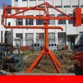 西藏布料机12m15m18m手动布料机效率高