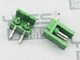 5.08mmPCB連接器公座90度  接線端子廠家