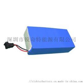 AGV搬运车智能机器人电池18650电池组