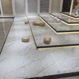 佛山通体大理石瓷砖爵士白 防滑耐磨客厅瓷砖厂家直销