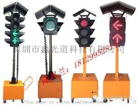 广西南宁福建漳州四川成都太阳能移动式信号灯