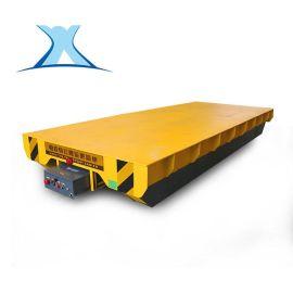 20T蓄电池无轨胶轮电动平车模具搬运柴油机动力