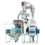 永丰粮机小型6F2240皮芯分离面粉机械