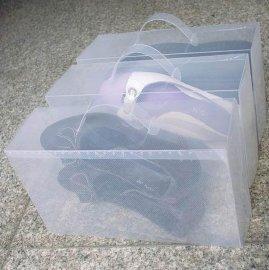 PP透明鞋盒(TFPP006)