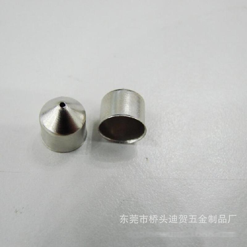 仪表灯串孔铜头转向灯串孔8.5双尖铜头