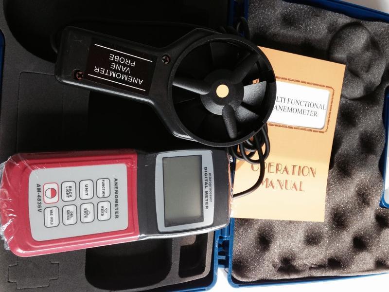 烟台风速测量仪,烟台通风管道风速计AM4836V
