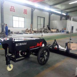 混凝土鐳射找平機 小型混凝土自動攤鋪機
