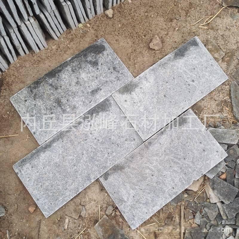貴州文化石廠家供應綠石英蘑菇石 綠色環保天然石材 河北綠石英