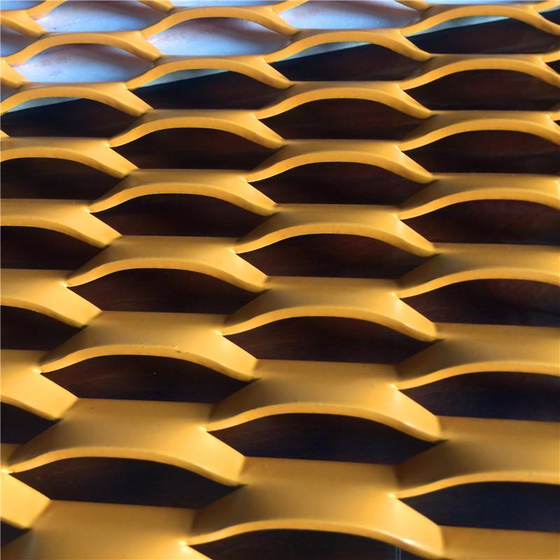 衝孔鋼板網 重型鋼板網 鋼板網規格