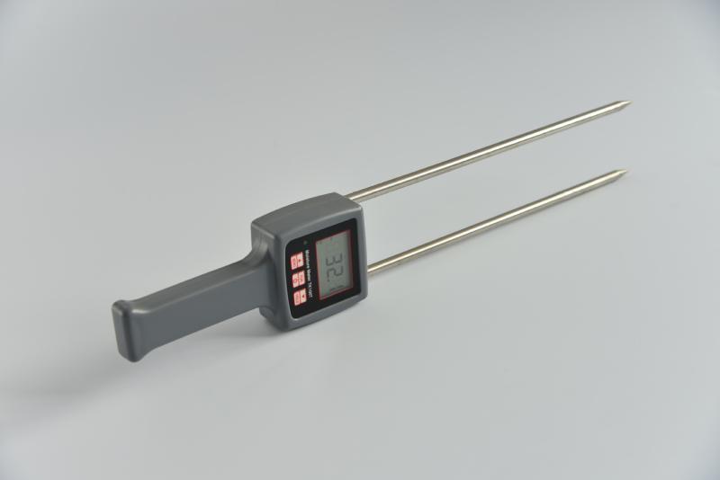 纺织品下脚料水分仪,服装下脚料水分测定仪