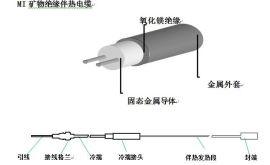 矿物绝缘发热电缆(710B)