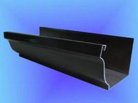 彩铝落水系统,彩铝天沟,成品檐沟