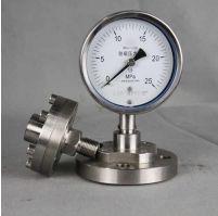 不锈钢隔膜压力表系列-耐震压力表|不锈钢压力表|真空压力表|电接点压力表|隔膜压力表