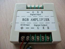 LED放大器,RGB控制器,5050七彩灯带,LED信号开关,RGB信号放大器