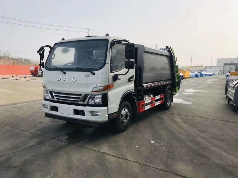 南京哪里有卖压缩垃圾车