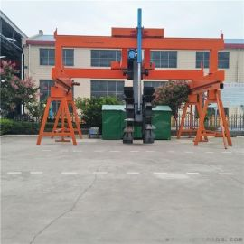 大型跨越式有机肥翻抛机 叶轮式发酵翻抛机 有机肥设备